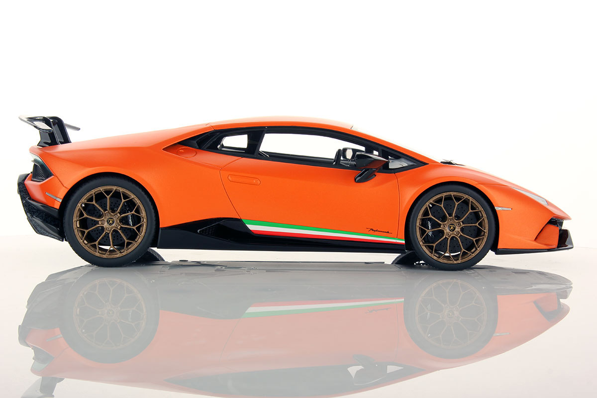 Lamborghini Huracan Performante By Mr Collection 1 18