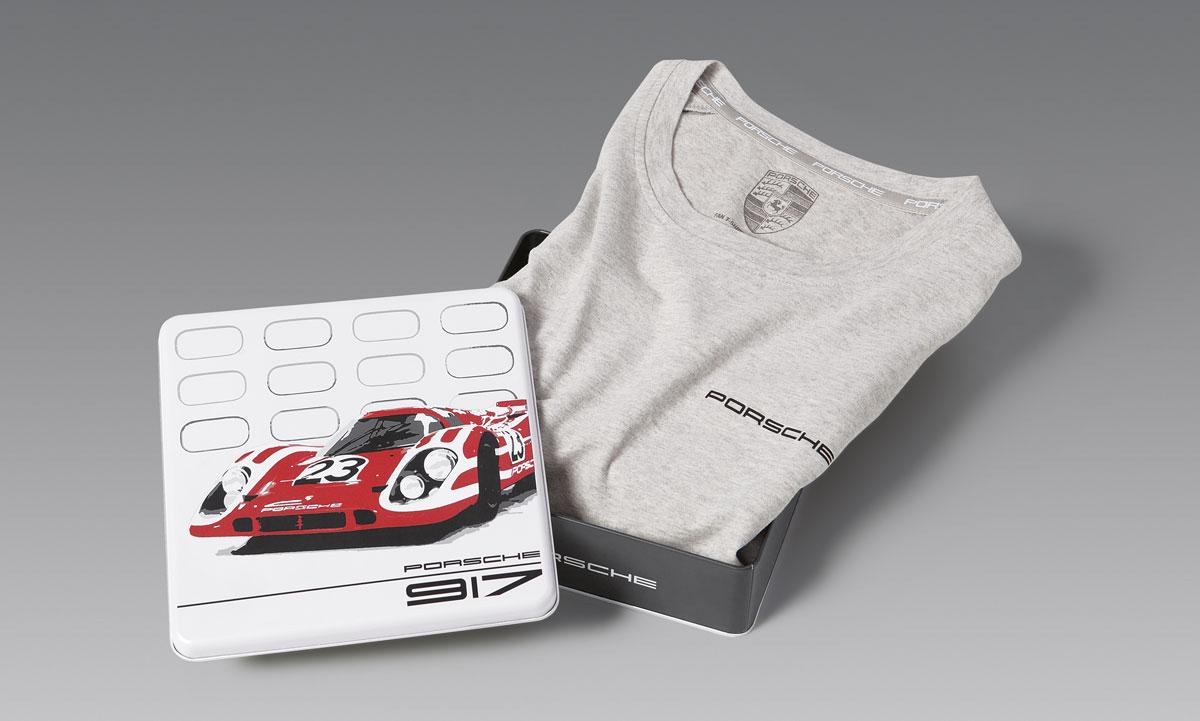 Salzburg 917 Unisex T Shirt From Porsche Choice Gear