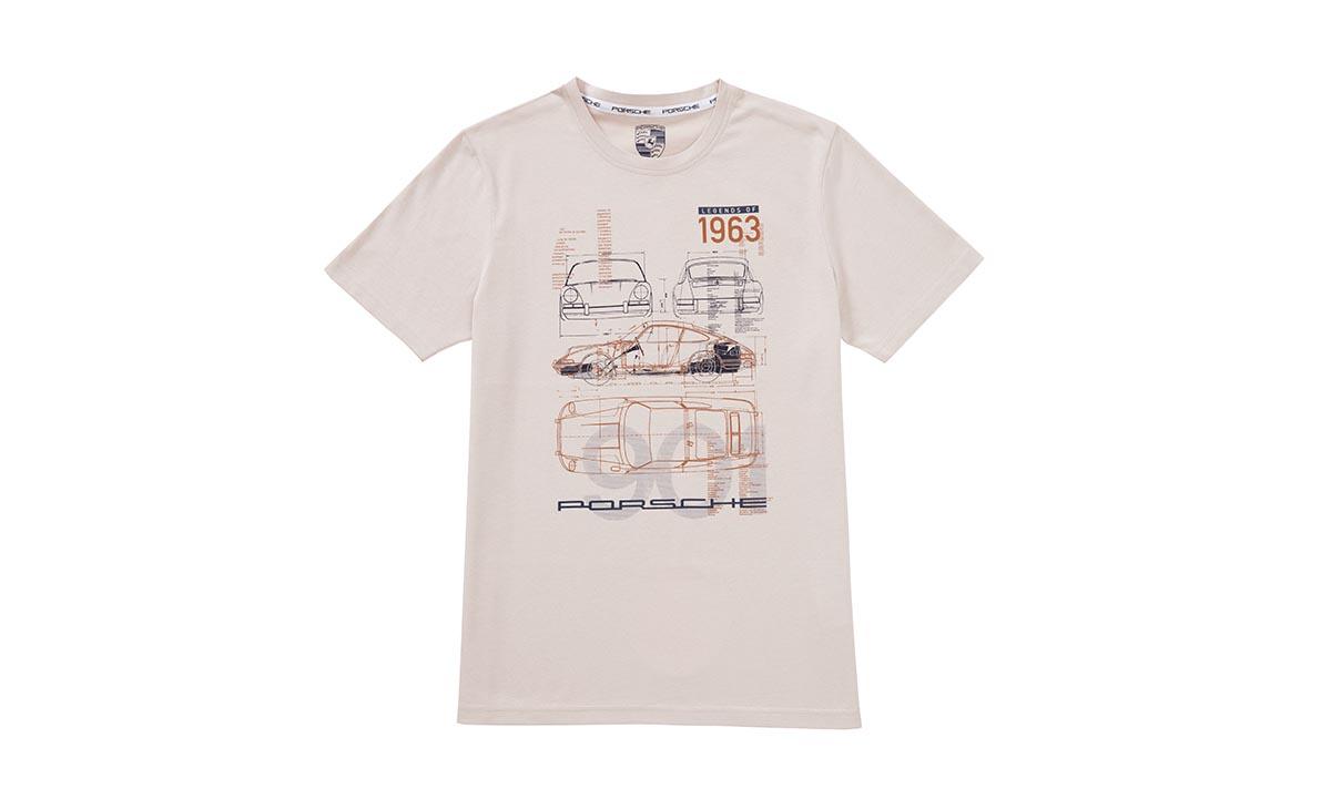 unisex collector 39 s 901 t shirt by porsche choice gear. Black Bedroom Furniture Sets. Home Design Ideas