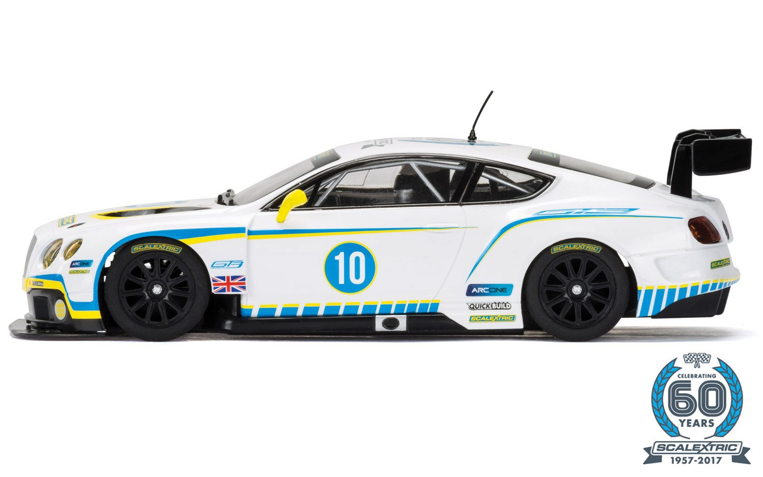 Scalextric 60th Anniversary Collection 2010s Bentley