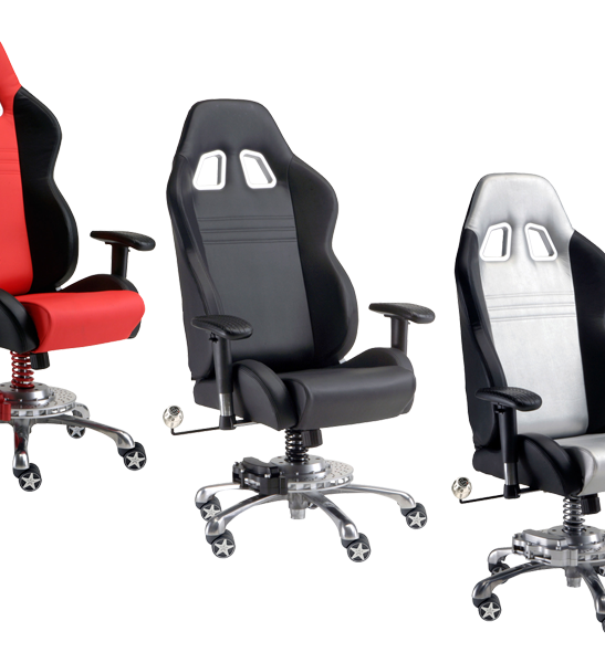 Gt Office Chair By Pitstop Furniture Choice Gear