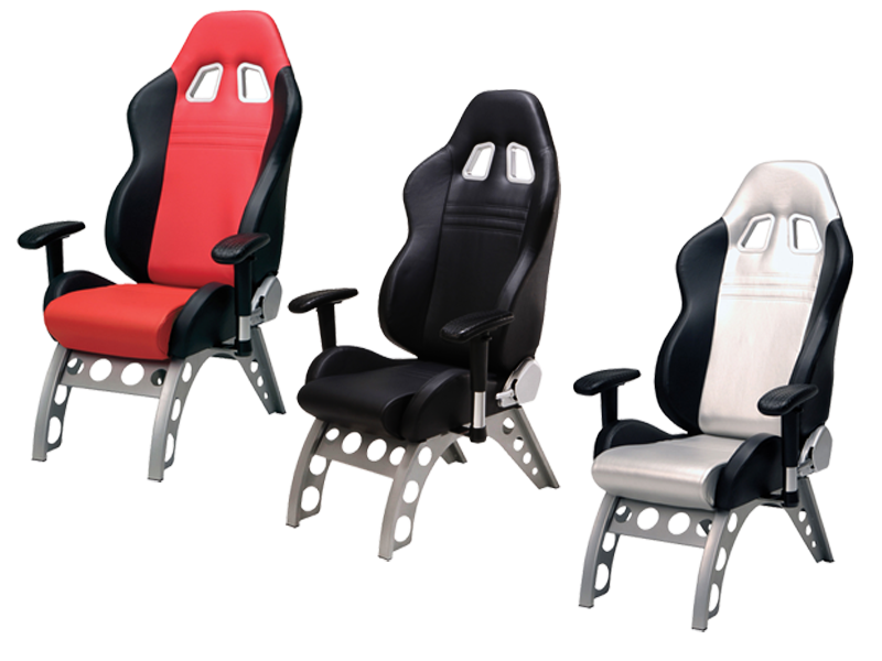 Gt Receiver Chair By Pitstop Furniture Choice Gear