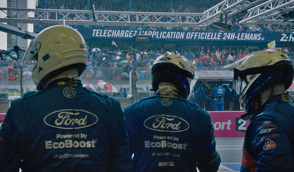Ford Launches Le Mans The Return Documentary On Amazon
