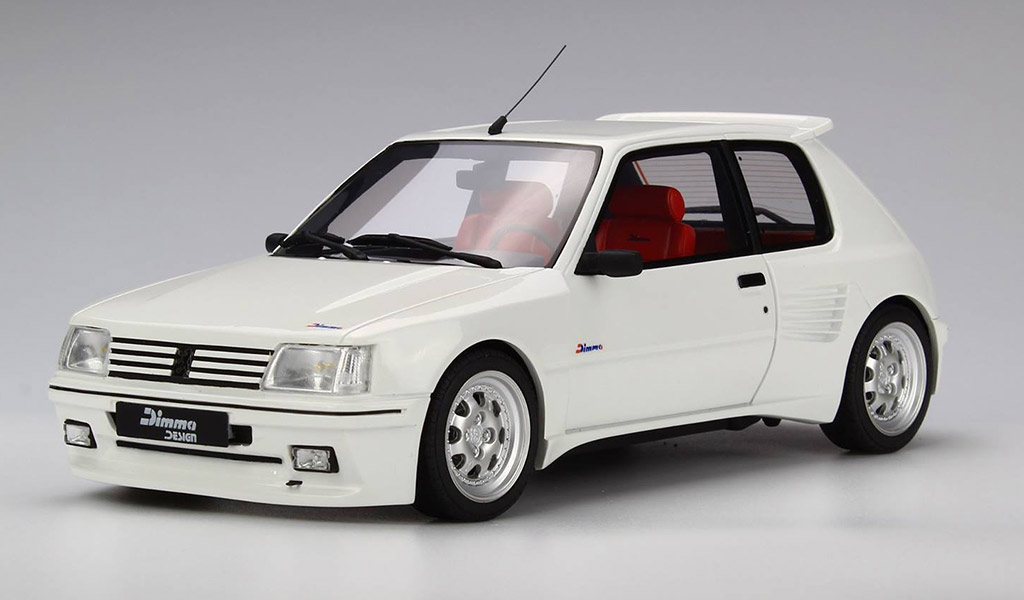 Ottomobile Teases Dimma Design Peugeot 205 Gti Choice Gear