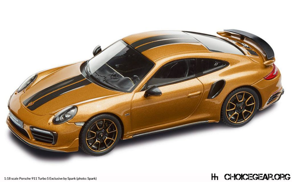 Spark 911 Turbo S Exclusive Reveals Further Colors For Special