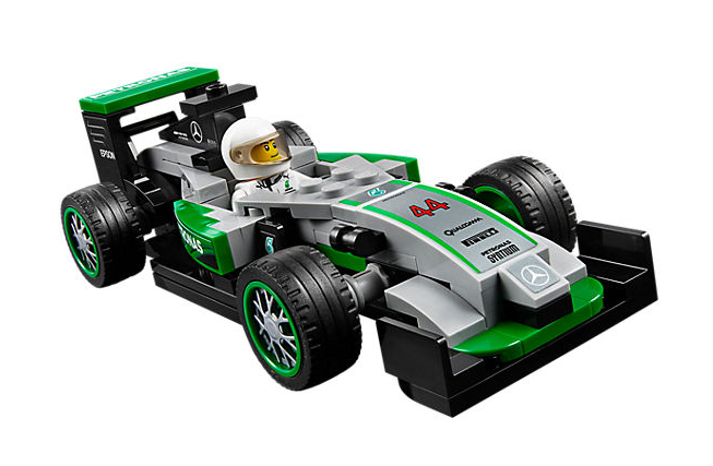 Mercedes amg petronas formula one team by lego choice gear for Mercedes benz f1 shop
