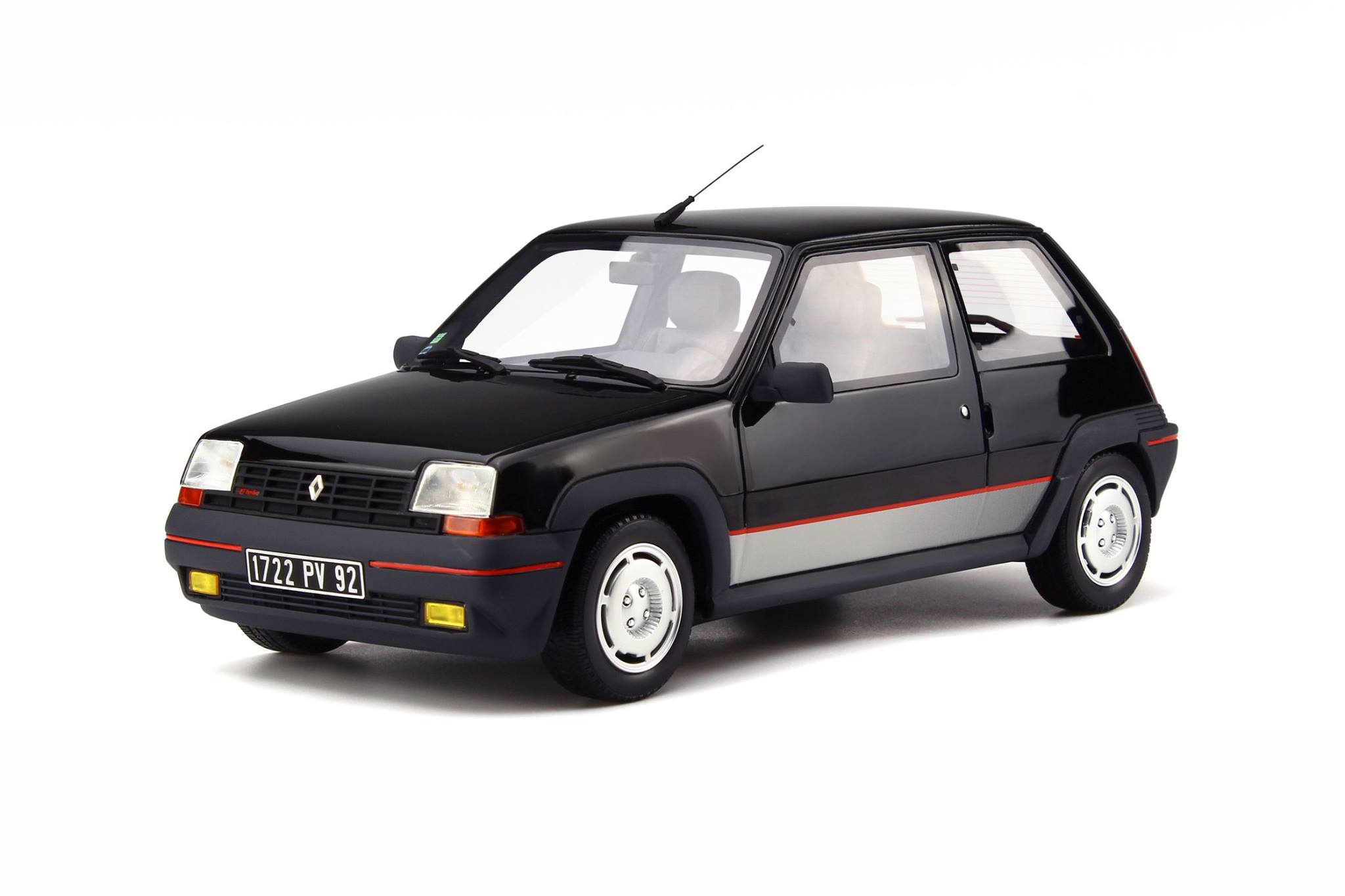 renault 5 gt turbo mk1 by ottomobile 1 18 scale choice. Black Bedroom Furniture Sets. Home Design Ideas