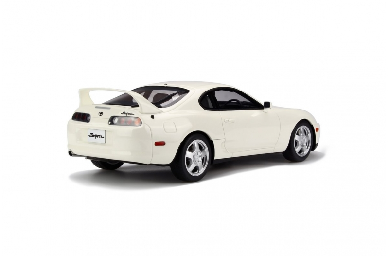Toyota supra mkiv by otto mobile scale choice gear
