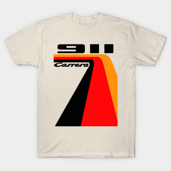 Porsche 911 Decal T Shirt By Retroracing Via Teepublic