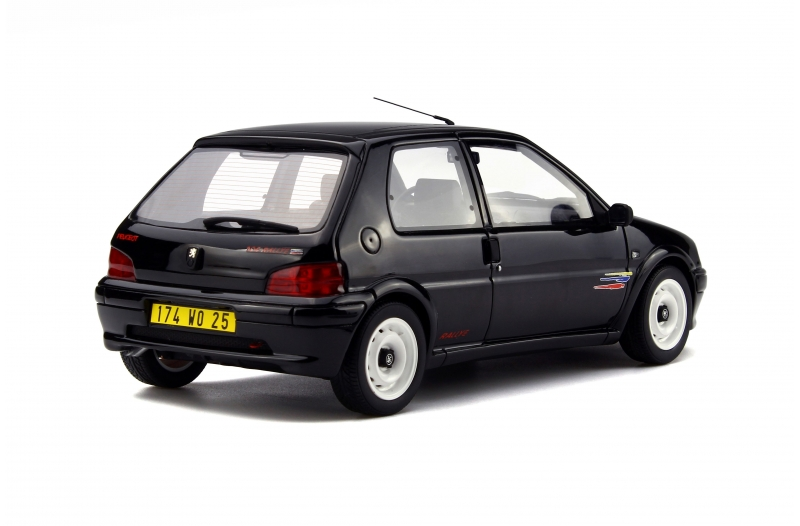 1993 peugeot 106 rallye phase ii by otto mobile 1 18. Black Bedroom Furniture Sets. Home Design Ideas