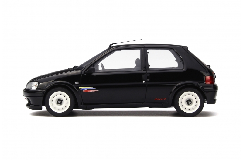 1993 peugeot 106 rallye phase ii by otto mobile 1 18 scale choice gear. Black Bedroom Furniture Sets. Home Design Ideas