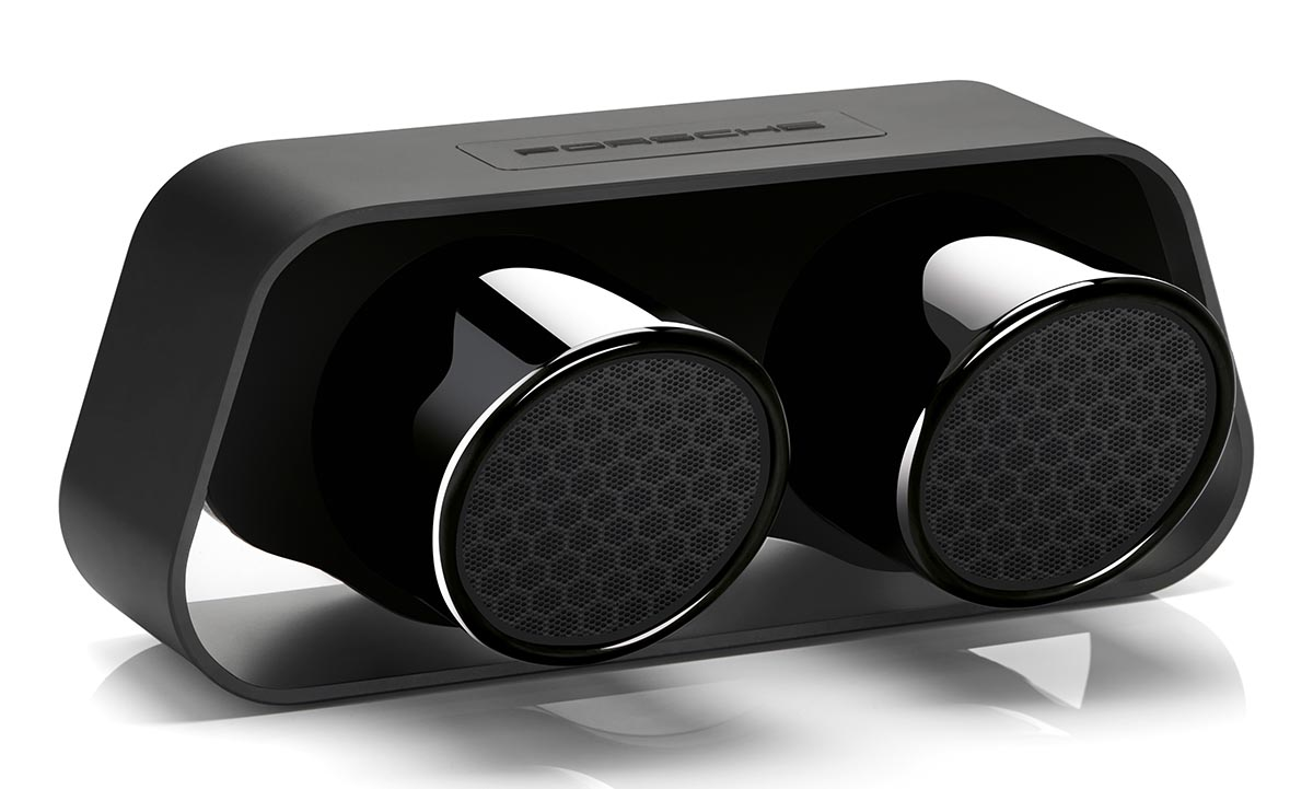 Bluetooth 911 Speaker By Porsche Choice Gear