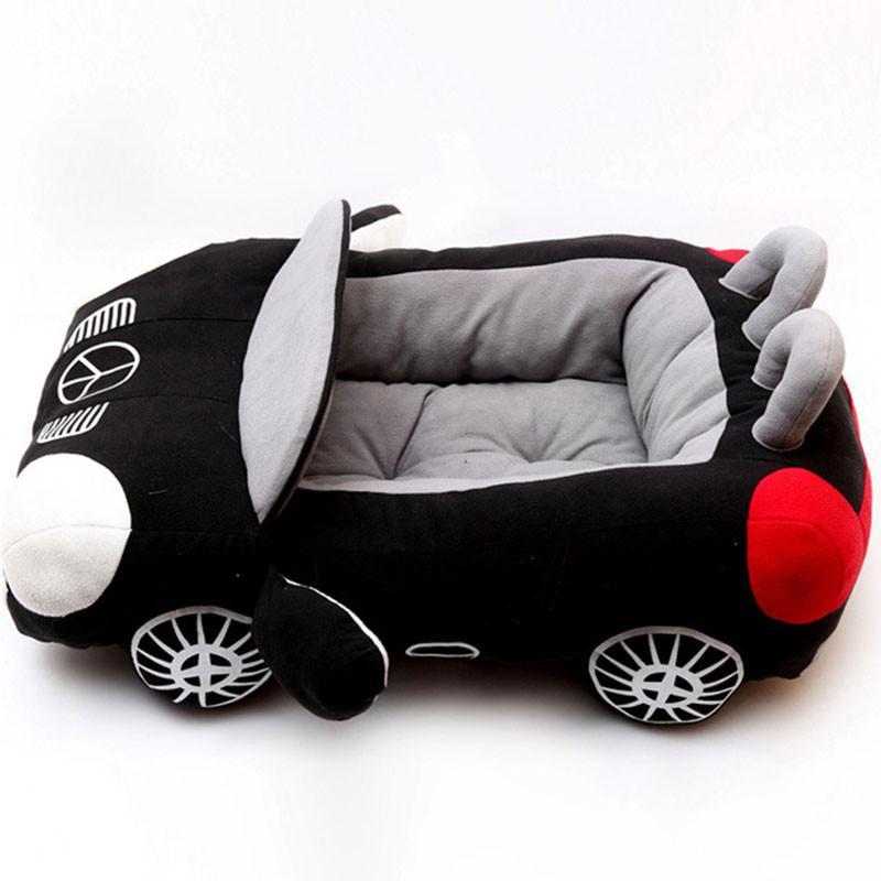 Car Shaped Dog Bed