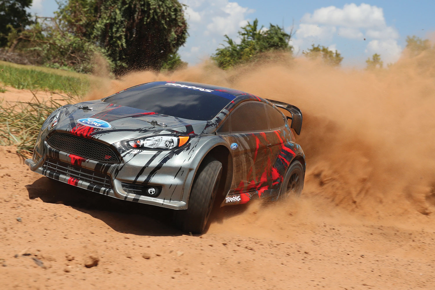 offroad rc car with Rc Ford Fiesta St Rally Traxxas 110 Scale on Rocket Rc 110 F1 Car Kit also Watch further 1101081 bulgarian Tuner Builds Toyota Hilux 6x6 Video further 2016 Merecdes Benz C Class Coupe Review First Drive Video 41218 as well 416bhp Peugeot 206 Gti Turbo.