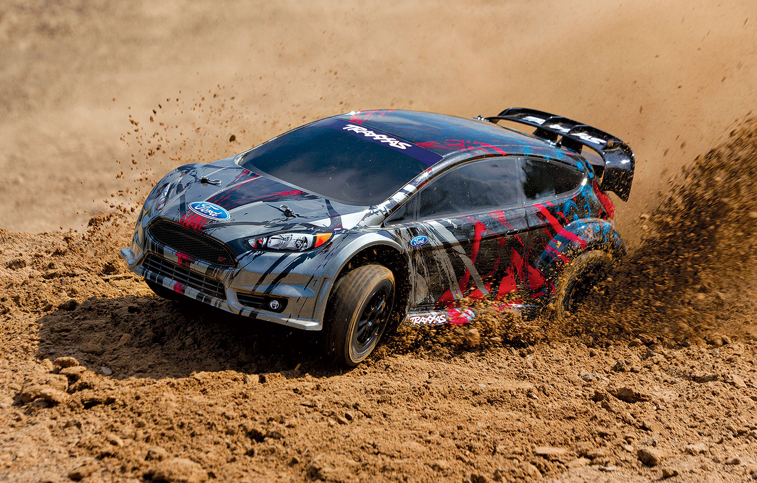 remote control car traxxas with Rc Ford Fiesta St Rally Traxxas 110 Scale on Rc Insider Vol 5 Issue 3 additionally Hands On The Traxxas Trx 4 Scale Trail Crawler in addition Traxxas 1 16 E Revo VXL 4WD Brushless Truck W TQ 24GHz Radio 1200mAh 6 Cell Battery as well 32698552052 furthermore Dragster Rc Car Traxxas Nhra Funny Car.
