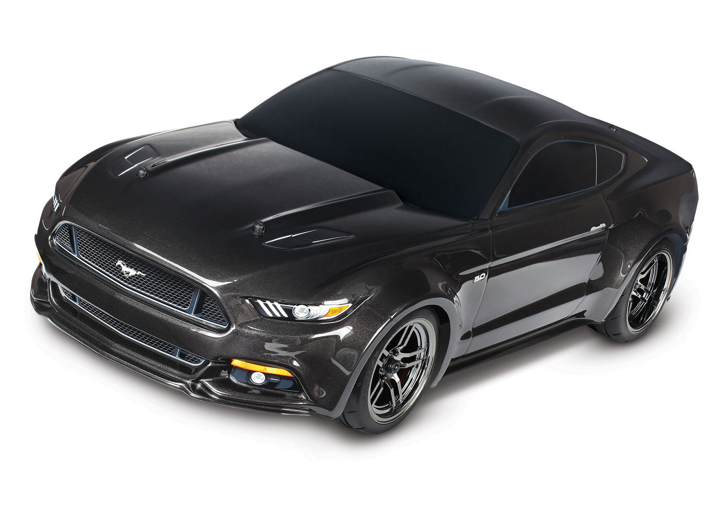 Rc Ford Mustang Gt By Traxxas 1 10 Scale Choice Gear
