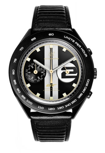 Ford Gt Endurance Chronograph Heritage  Dial By Autodromo Choice Gear