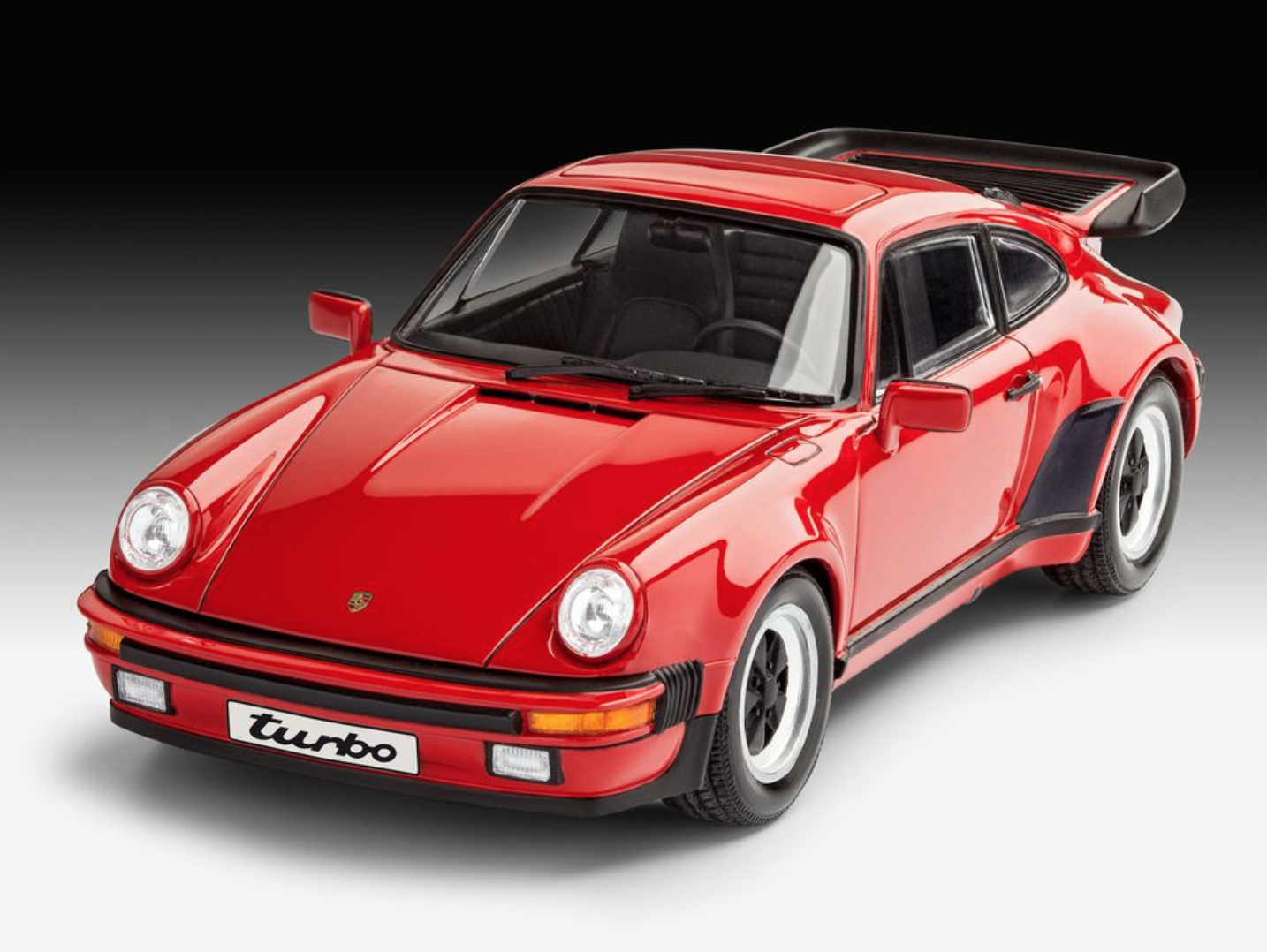 Car Detailing Supplies >> Porsche 911 Turbo by Revell (1:24 scale) - Choice Gear