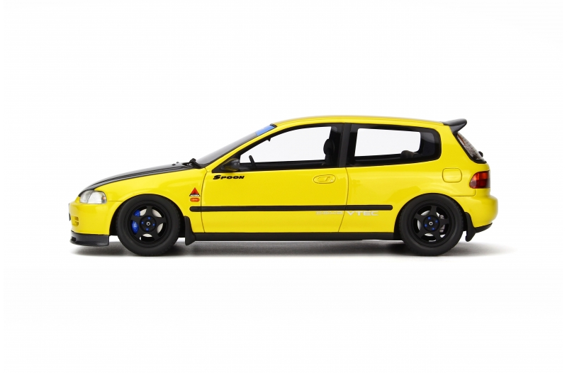 honda civic eg6 sir ii spoon by otto mobile 1 18 scale choice gear. Black Bedroom Furniture Sets. Home Design Ideas