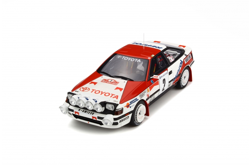 Toyota celica st rmc by otto mobile scale
