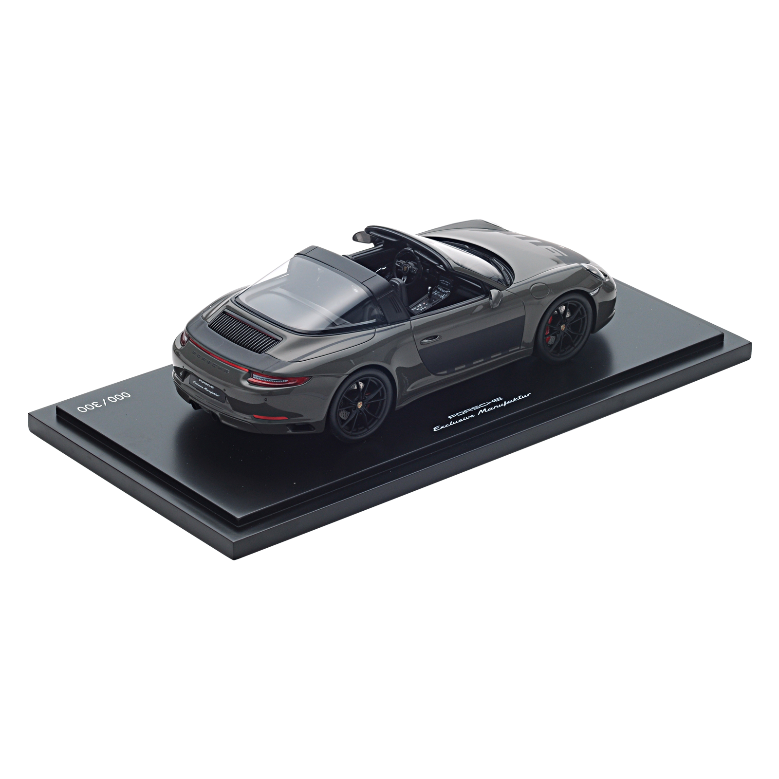 Porsche 911 Targa 4s Alex Edition By Porsche 118 Scale