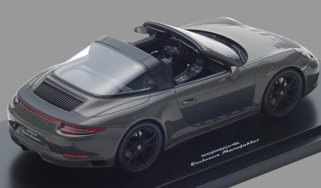 1:18 Porsche 911 Targa 4S Alex Edition - Choice Gear on
