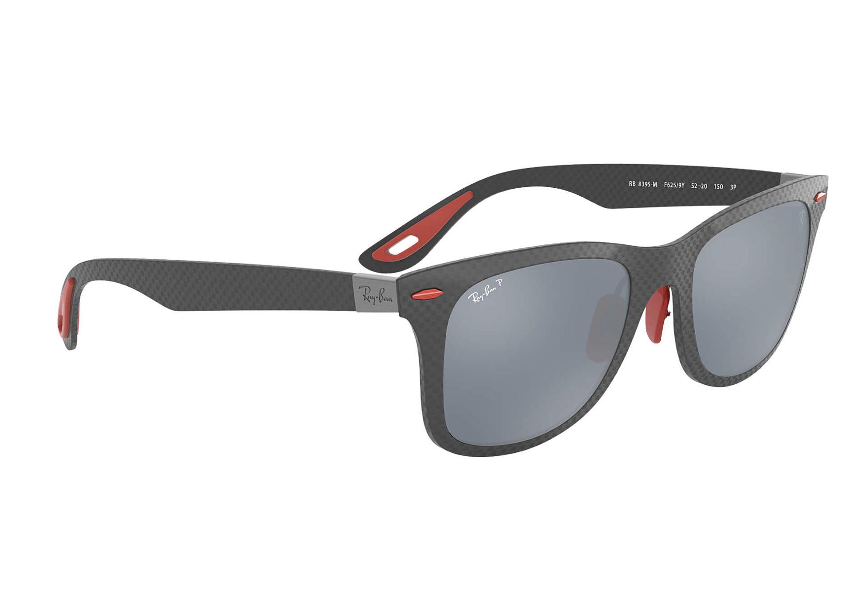 5ab85743f02 Scuderia Ferrari Monaco Limited Edition Sunglasses by Ray-Ban ...