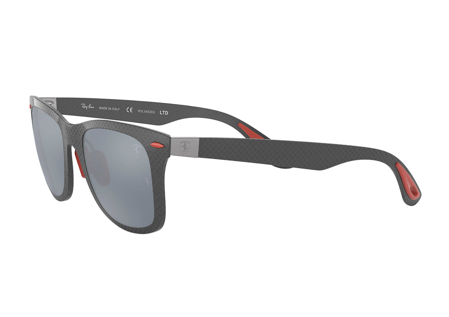 Scuderia Ferrari Monaco Limited Edition Sunglasses By Ray Ban Choice Gear